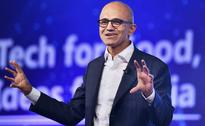 It's About Celebrating Technology India Creates, Says Microsoft CEO Satya Nadella