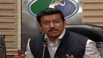 National Sports Code ensuring transparency to be introduced soon, says Rajyavardhan Rathore