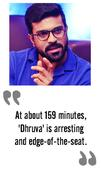 'Dhruva' is like 'Magadheera' with that respect: Ram Charan [Interview]