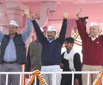 'Dirty politics' in Aam Admi Party?