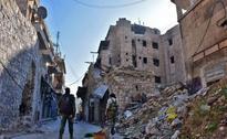 Syrian Rebels Meet In Kazakhstan Ahead Of Talks