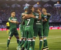 Newly Promoted Leganes Tops Celta 1-0