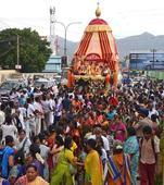 Rath yatra held