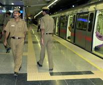 Man who shot himself at Rajiv Chowk Metro station arrested