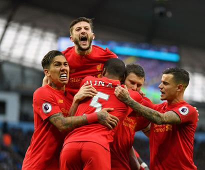PHOTOS: City hit back to earn a draw with Liverpool