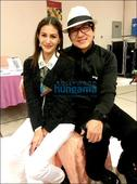Check out Amyra Dastur commences shooting for Kung Fu Yoga with Jackie Chan