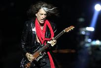 Aerosmith's Perry hospitalized after becoming ill at NY show