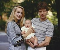 Mick Jagger and children reunite for sweet family photo