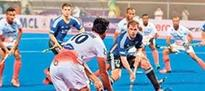 India go down fighting to Belgium