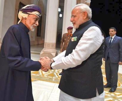 In Oman, PM Modi slams Congress for misgovernance