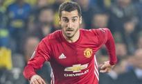 Manchester Utd v Feyenoord: Full line-up as Mourinho makes five changes, Mkhitaryan starts