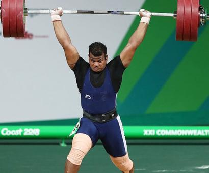 Indian lifters overcame pain to lord the CWG arena