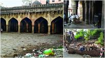 Kotla Mubarakapur, a piece of history that lies uncared for
