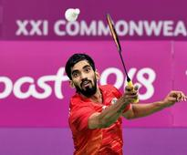 Srikanth rises to world no 1 ranking; first Indian male shuttler to do so