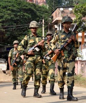 Assam govt seeks aid from armed forces for assembly polls
