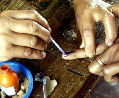 MCD polls: 35 % vote turnout till 2 pm