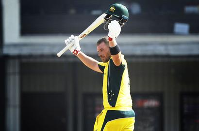 India showing they are a class above, says Finch
