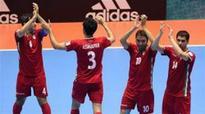 Iran beats Paraguay 4-3 in 2016 FIFA Futsal World Cup