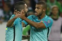 Barcelona boss Luis Enrique hails Arda Turan and Rafinha after beating Borussia Monchengladbach