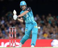 BBL 2015-16: Brisbane Heat win as Lynn smashed five sixes in a row
