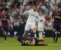 Ronaldo leads Real Madrid's 3-1 comeback over Barcelona