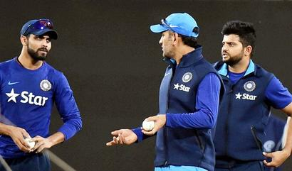 Can India regain winning touch in Dhoni's backyard?