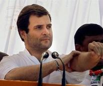 UP assembly polls: Congress to go it alone in 2017 state elections, says Rahul Gandhi