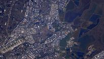 ISS Astronauts Got Time Off For The Super Bowl, Photos Taken From Space