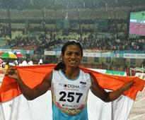 IAAF World Championships 2017: Dutee Chand to run in 100m; CAS suspends Hyperandrogenism policy