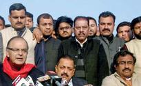 Major players grapple with Jammu and Kashmir coalition