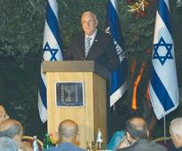Rivlin emphasizes co-existence at Iftar dinner