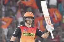 IPL: Warner, Williamson power Sunrisers Hyderabad to 194