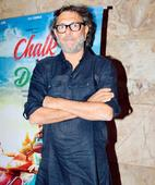 Bollywood celebs at 'Chalk N Duster' special screening