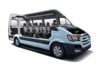 Hyundai unveils H350 Fuel Cell Concept for commercial application