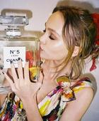 Lily-Rose Depp Is The Face Of Chanel's New Fragrance