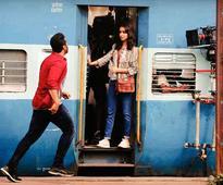 Arjun Kapoor's 'DDLJ' moment on 'Half Girlfriend' set