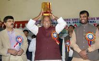 Won't Take Anybody's Advice: Bihar Chief Minister Manjhi