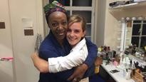 Everything was going to be alright: Emma Watson's emotional meeting with the new Hermione