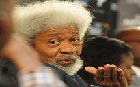 Prof. Wole Soyinka delivers Africa Day lecture