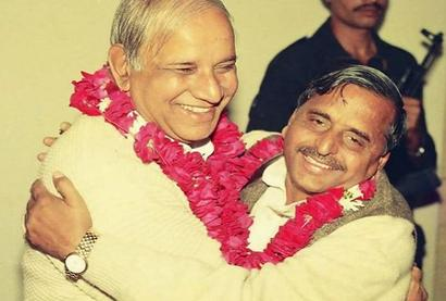 When SP and BSP were together