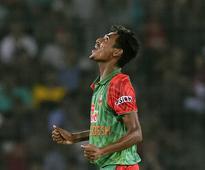Mashrafe, Afridi praise Bangladeshi debutant Mustafizur