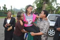 Joy for top KCPE candidates in Meru