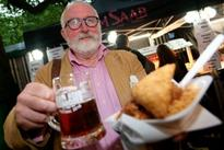 Food Sleuth tests the grub at Nottingham's Robin Hood Beer and Cider Festival