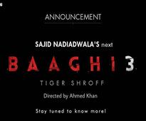 Ahead of `Baaghi 2` release, makers announce `Baaghi 3`!