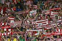 Rampant Athletic Bilbao in Cup last 16