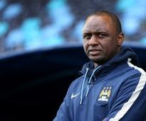 Vieira eyes City return within three years