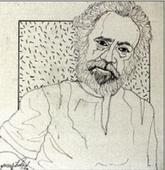 Yusuf Arakkal's portrait series captures 135 artists on canvas