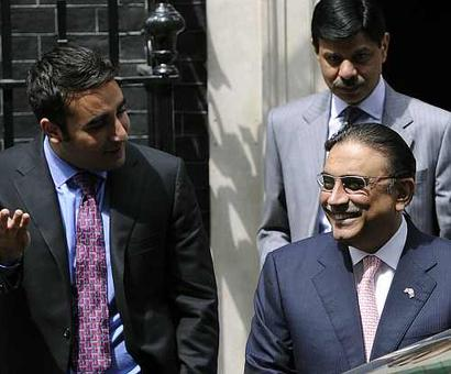 Bilawal not anathema to Imran, but no truck with Zardari