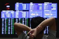 Asian shares inch down from recent highs