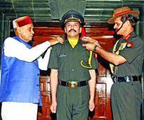 President BCCI joins TA as Lieutenant